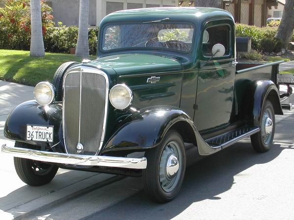 1936 Chevy Truck On Craigslist Autos Post